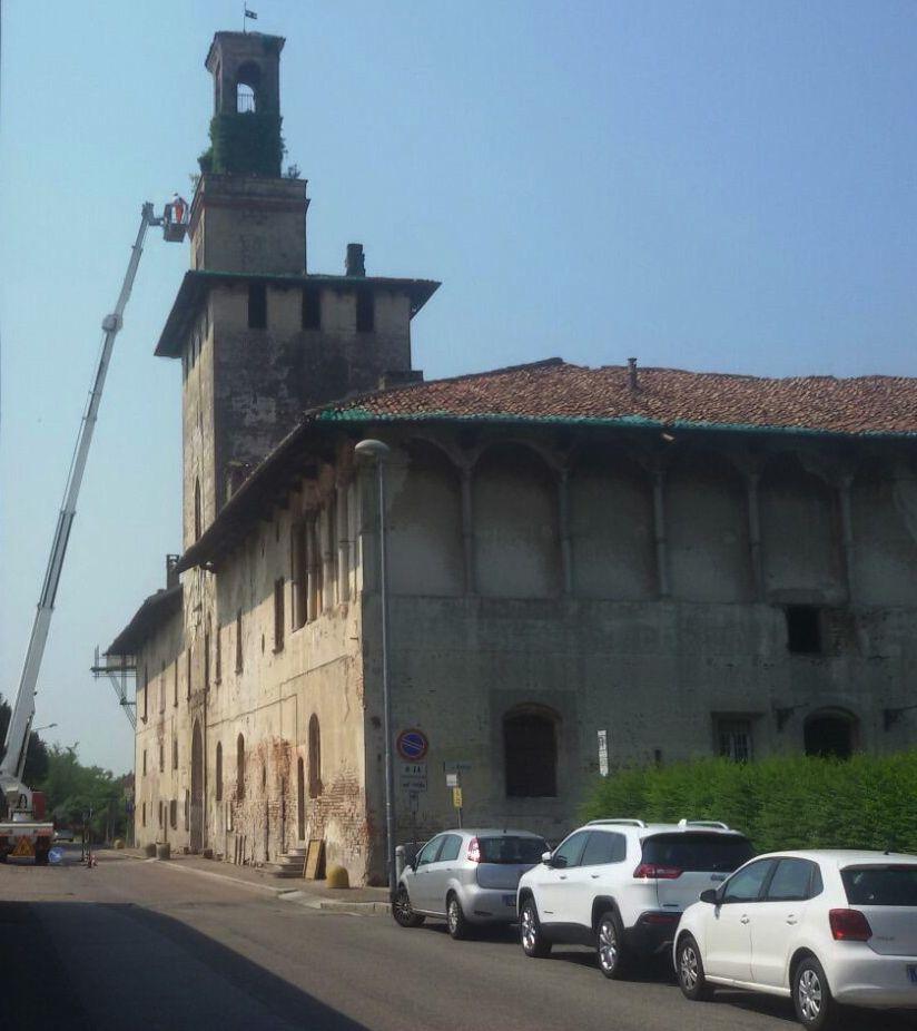 Castello di Cusago lavori in corso… o un'altra falsa partenza?