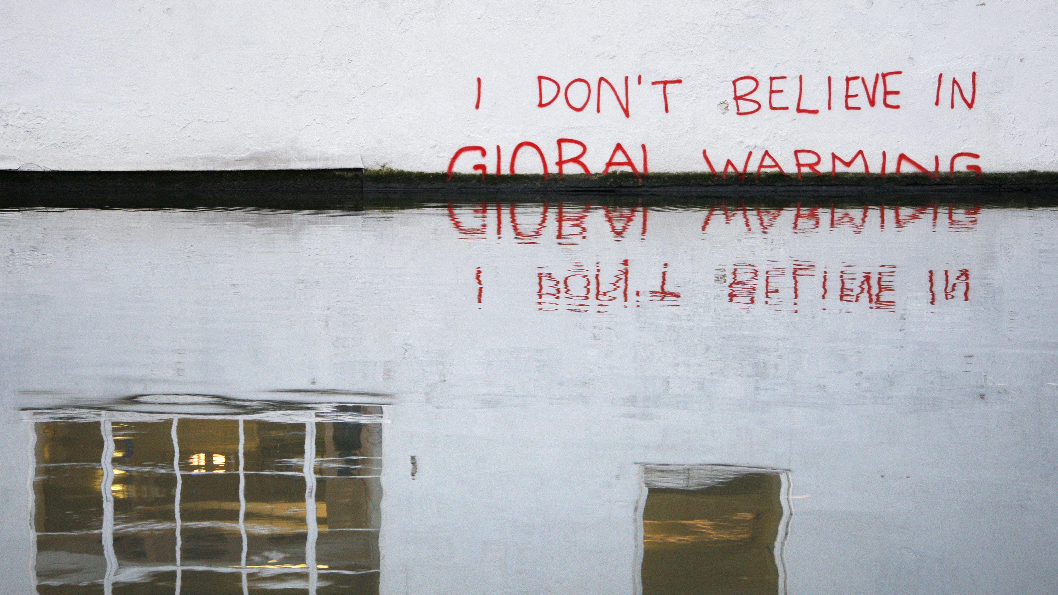 Cambiamenti clima