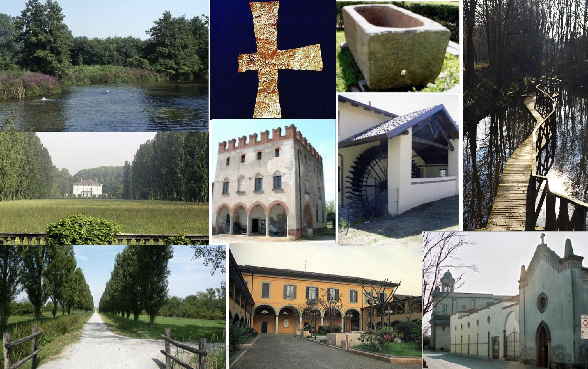 Scopriamo gli itinerari per vivere il Parco Sud: itinerario 2