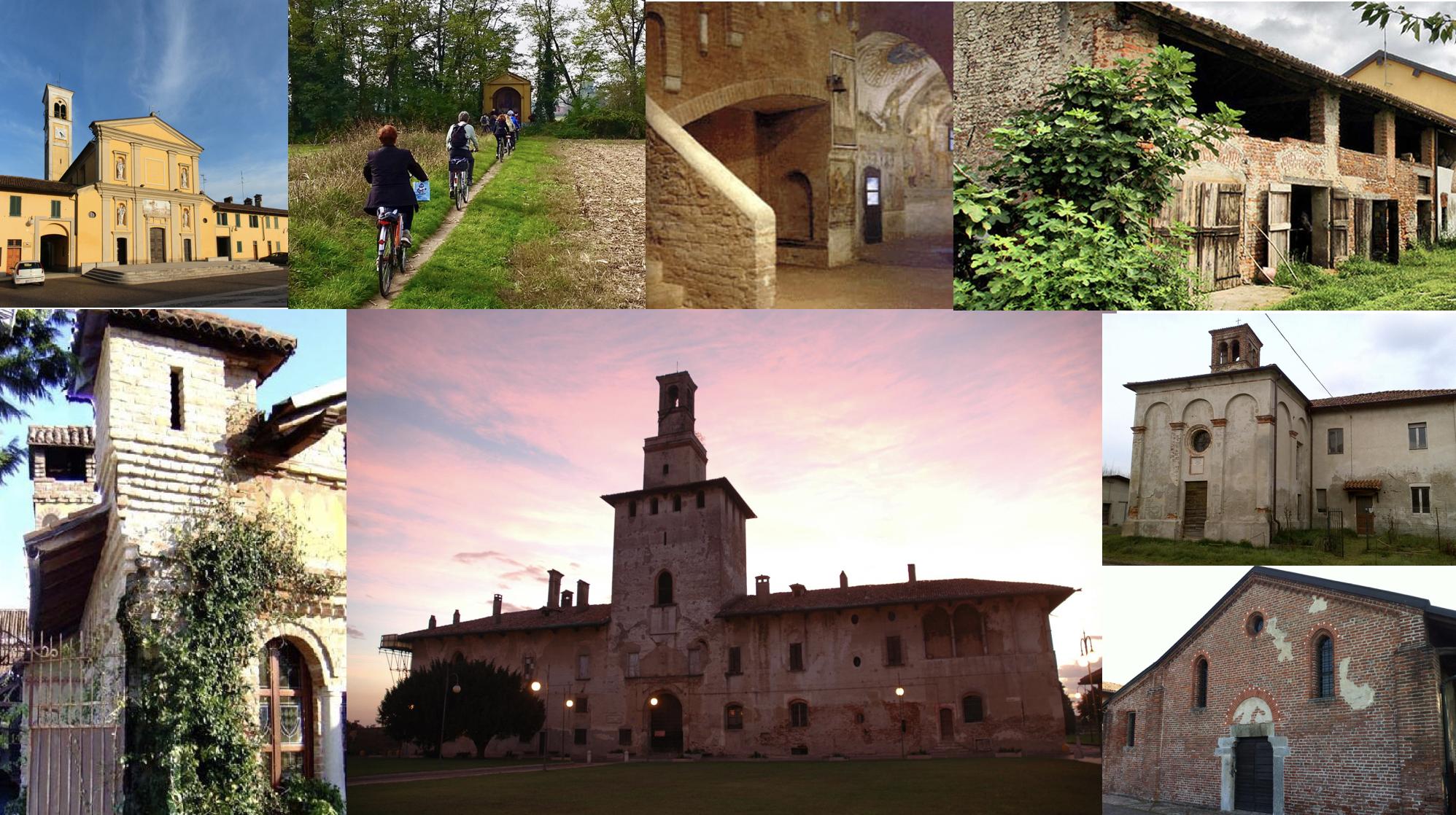 Itinerario 4 Cisliano Cusago